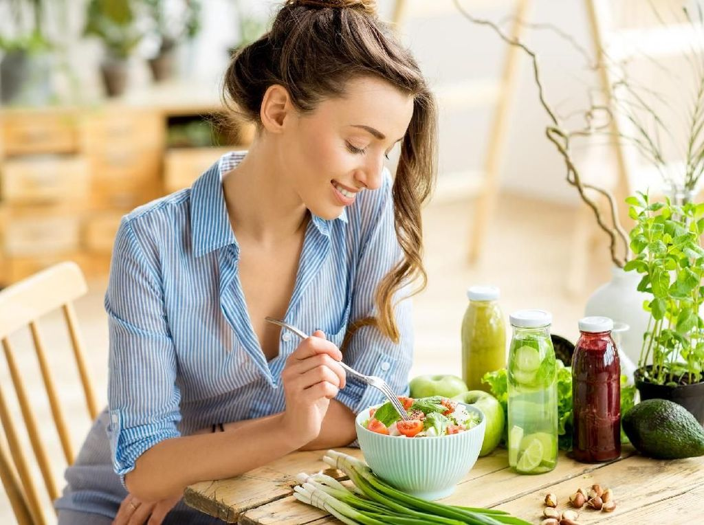Nutrisionis Bagikan Tips Agar Tetap Sehat di Tahun 2018