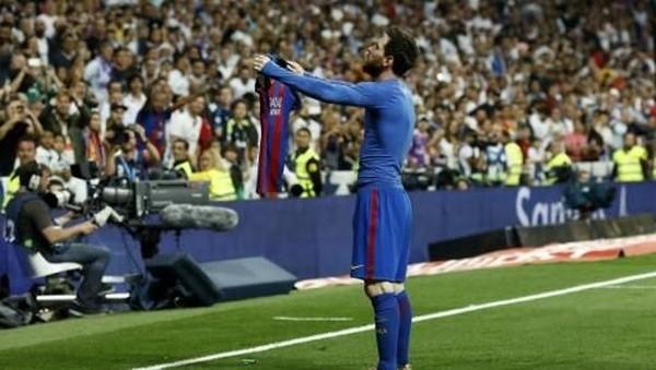 Mengukur Kehebatan Lionel Messi di Santiago Bernabeu