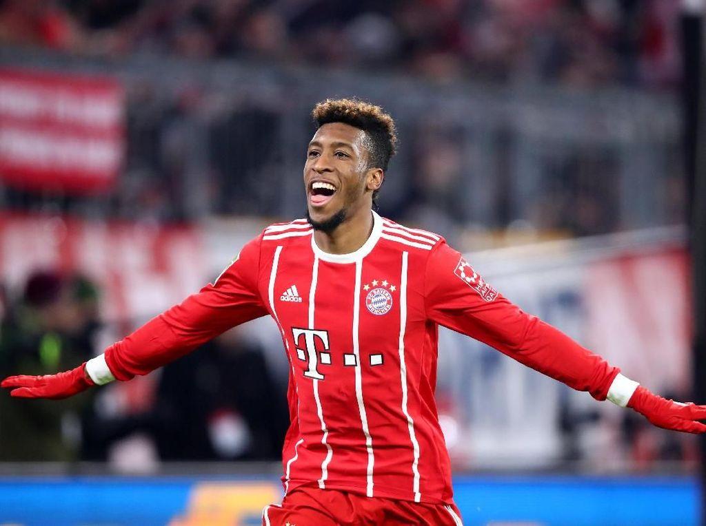Bayern Perpanjang Kontrak Kingsley Coman