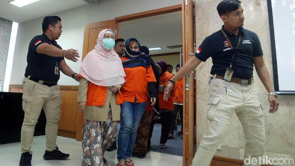 Polri Bekuk Puluhan Pelaku Perdagangan Orang Sepanjang 2017