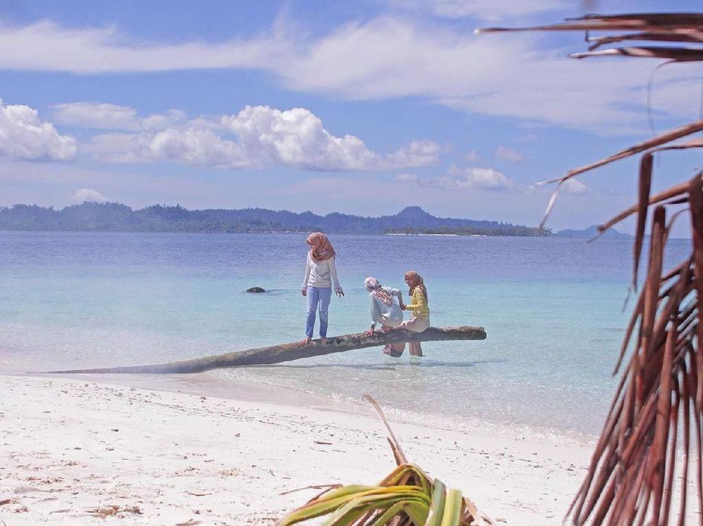 25 Turis Asing di Aceh Dikumpulkan di Satu Pulau, untuk Apa?