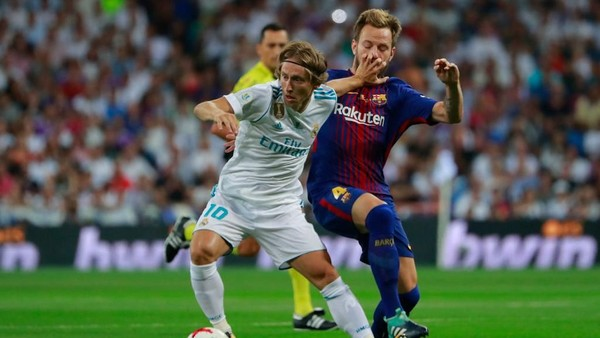 Real Madrid vs Barcelona: Rekor Pertemuan dan Trofi