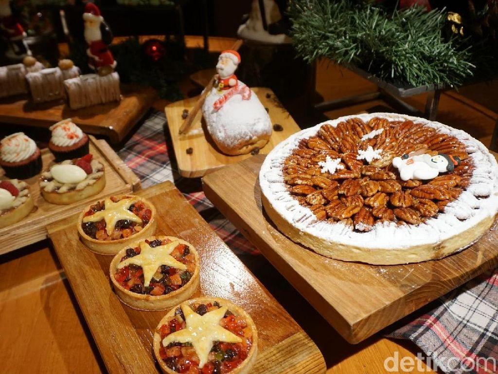 Serba Klasik, Pastry Chef Sajikan Fruitcake Hingga Stollen Bread