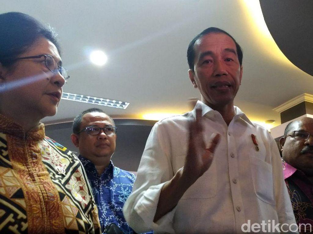 Mama di Nabire Minta Pelabuhan Bagus, Jokowi: Saya Bangun