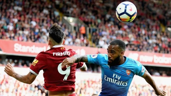 Pertarungan Liverpool vs Arsenal di Anfield