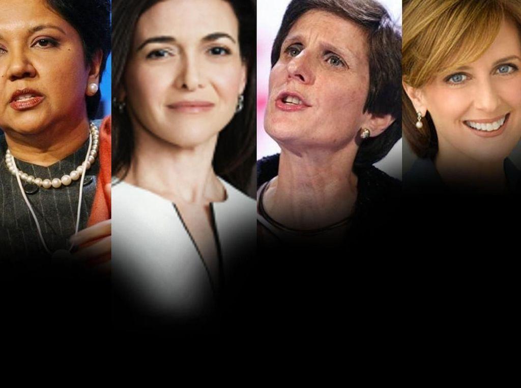Selain Jadi Ibu, Para Wanita Ini Juga Jadi Bos Perusahaan Raksasa