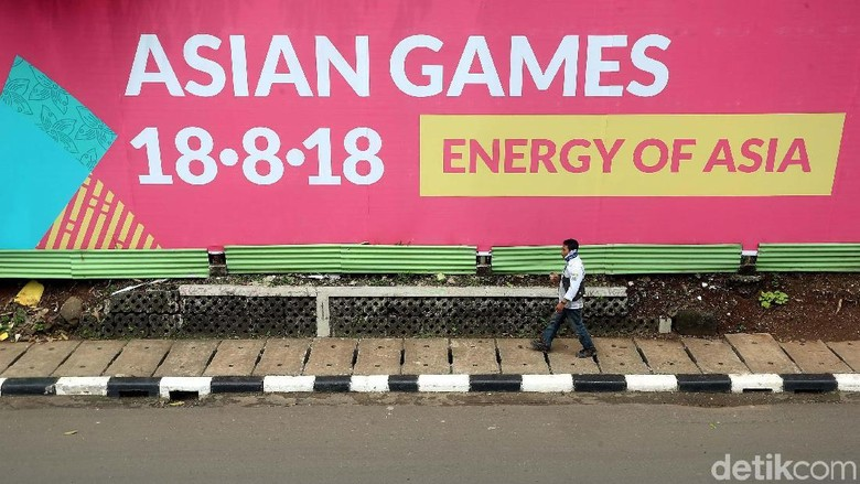 Pembukaan Asian Games Bakal Gabungkan Kebudayaan dan Teknologi
