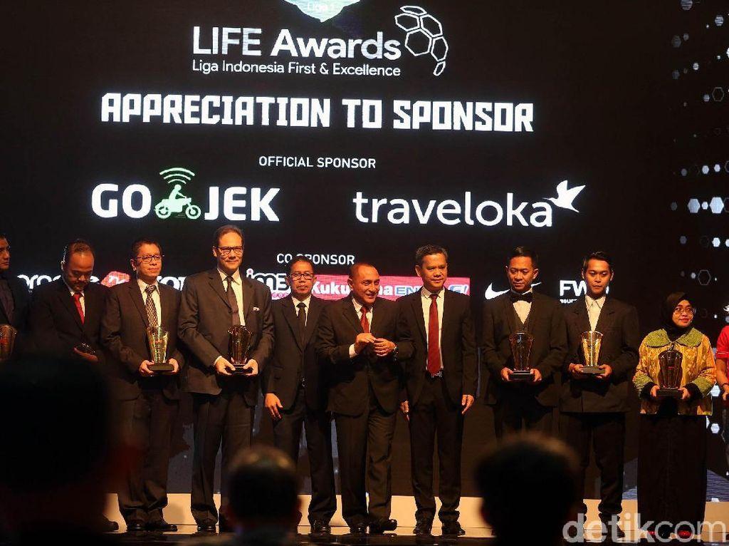 Malam Anugerah Pemenang Liga 1 Musim 2017