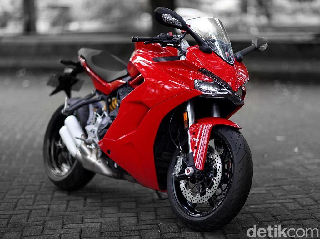 Ducati Indonesia Jawab Soal Recall Supersport