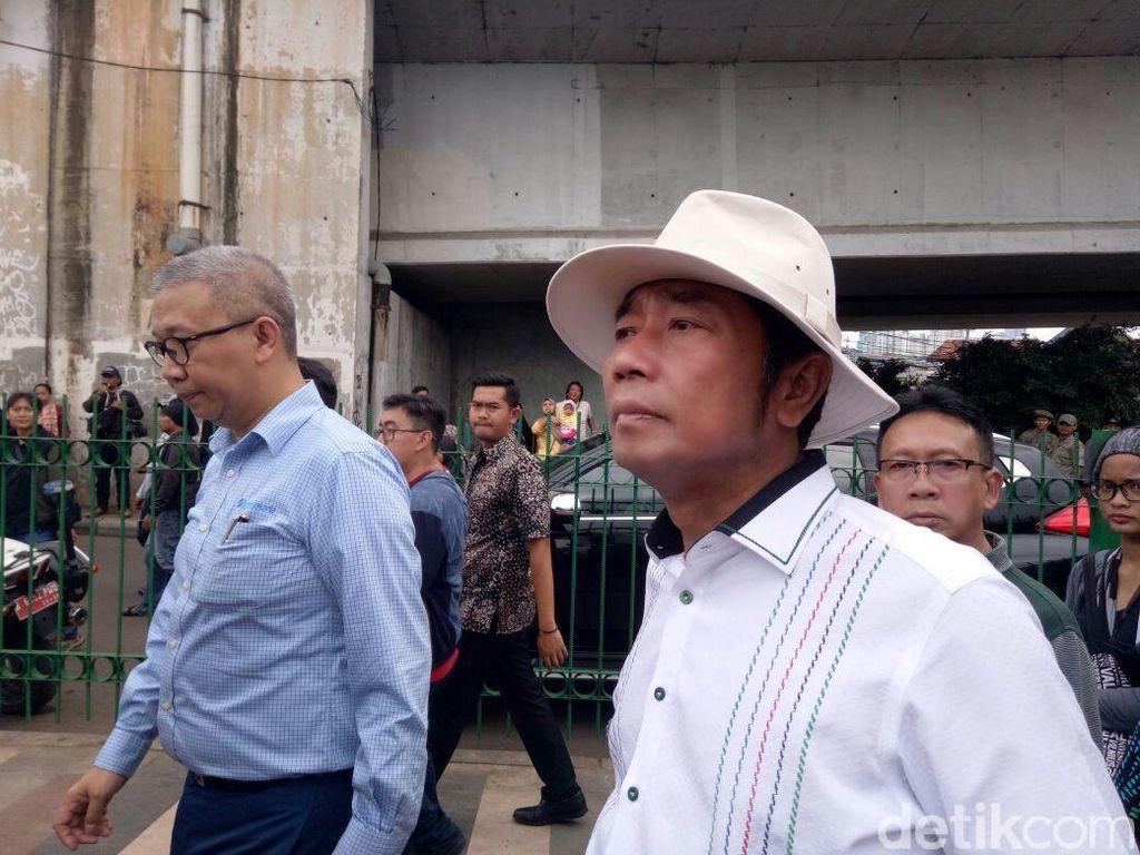 Lulung: Gubernur Anies Berpihak pada Rakyat Kecil, Bukan Wong Cilik
