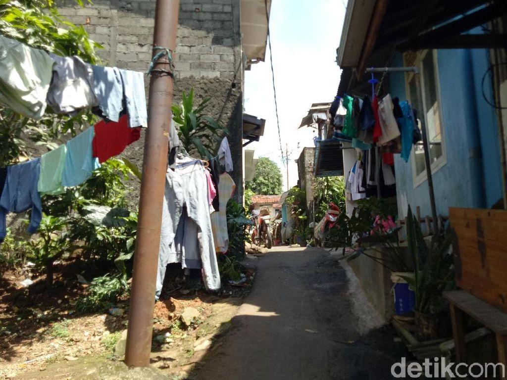 Foto: Berkeliling di Kampung Baswedan Jati Padang