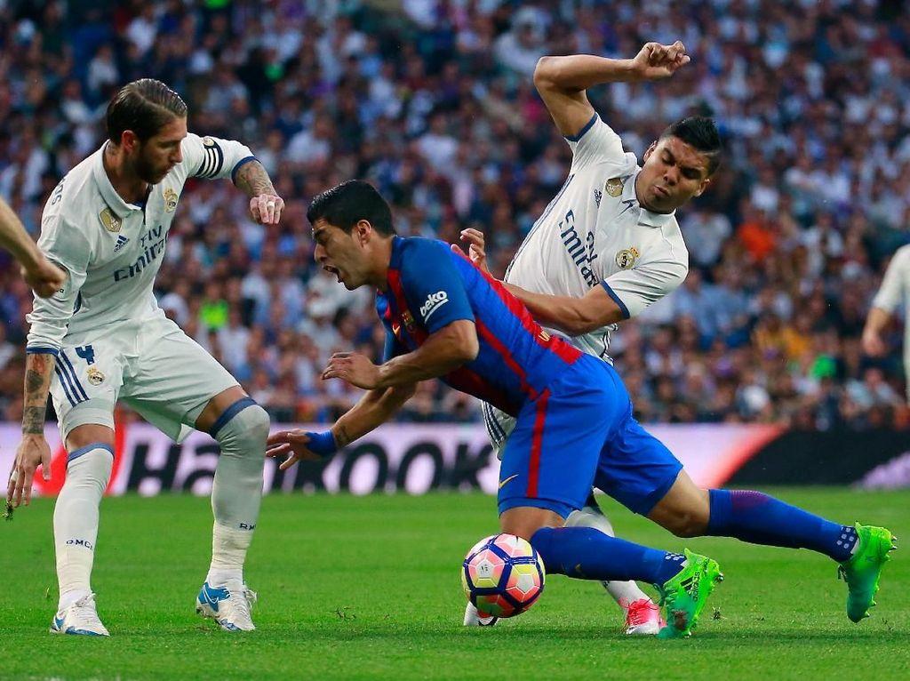 Casemiro: Barca Bagus, tapi Semua Tahu Siapa yang Bakal Juara Liga