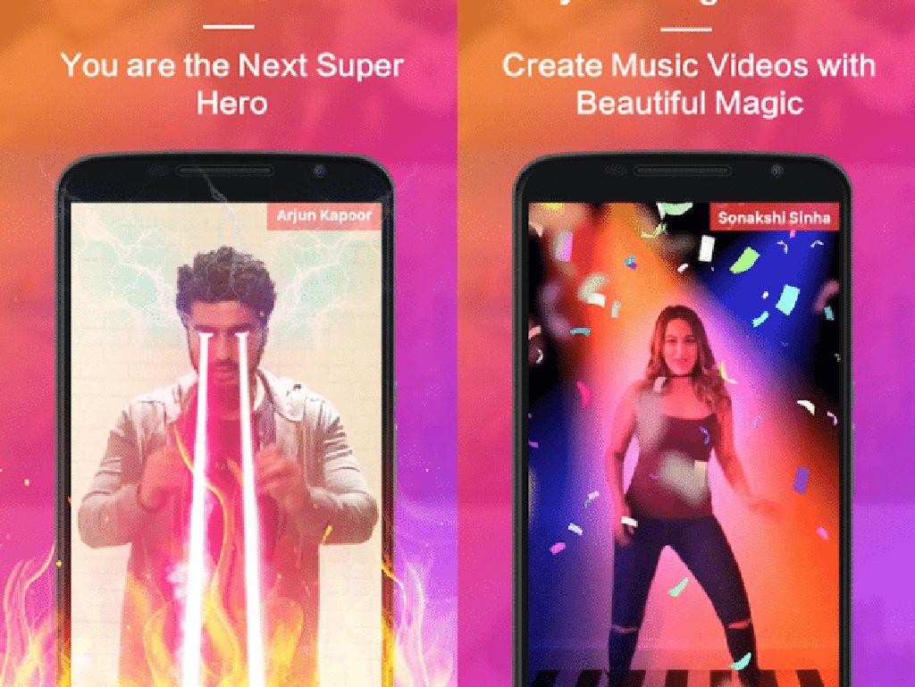 Aplikasi Ini Sodorkan Editing Video bak Film Hollywood