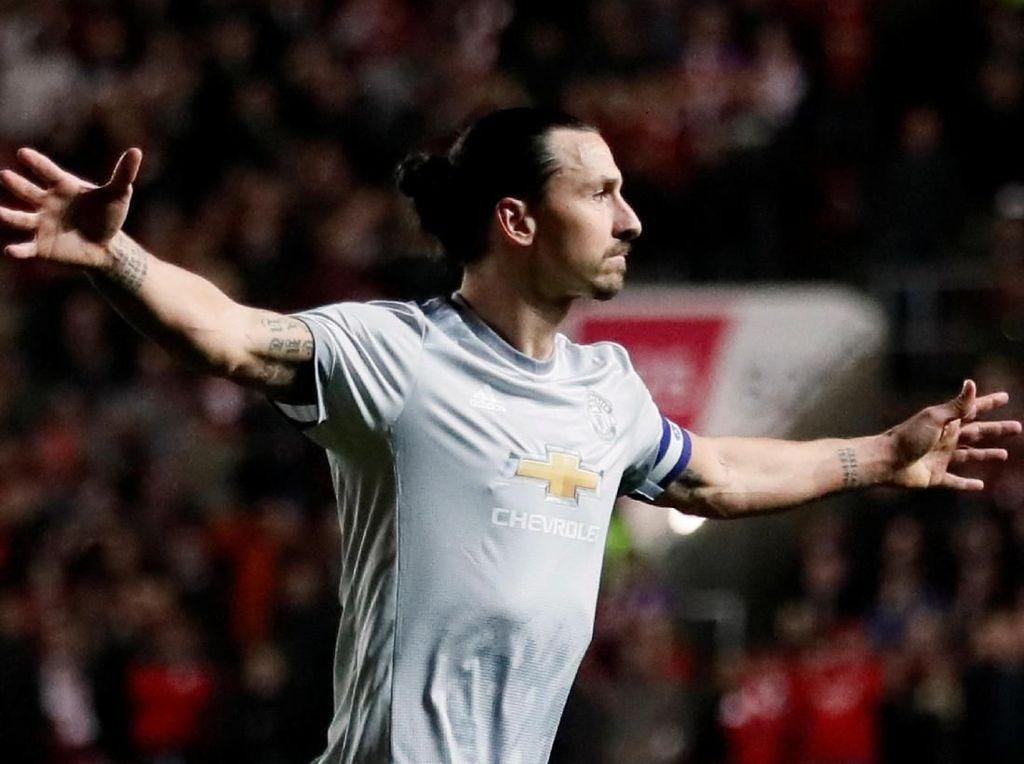 Mata Tunggu Gol-gol Berikutnya dari Ibrahimovic