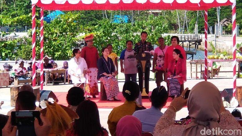 Jokowi Buka Kemungkinan Tambah Jumlah Menteri Perempuan
