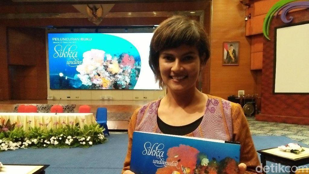 Diving Seru di Maumere, Gemala Hanafiah: Bagus Banget!