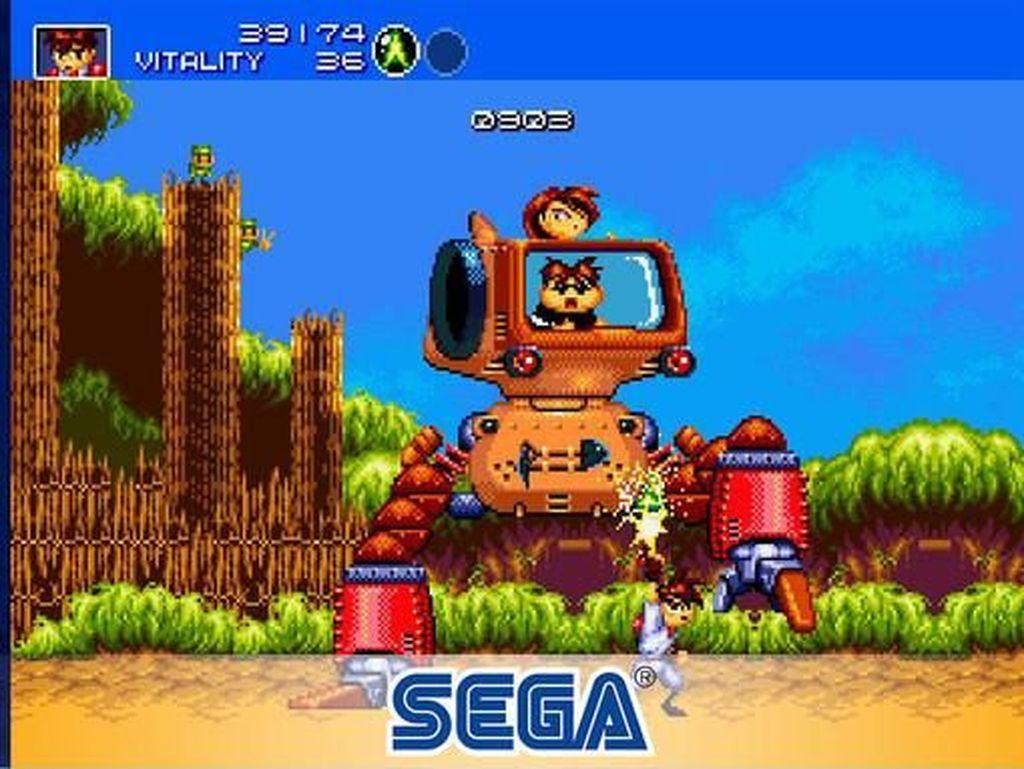 Game Lawas Sega Kembali Hadir di Android dan iOS