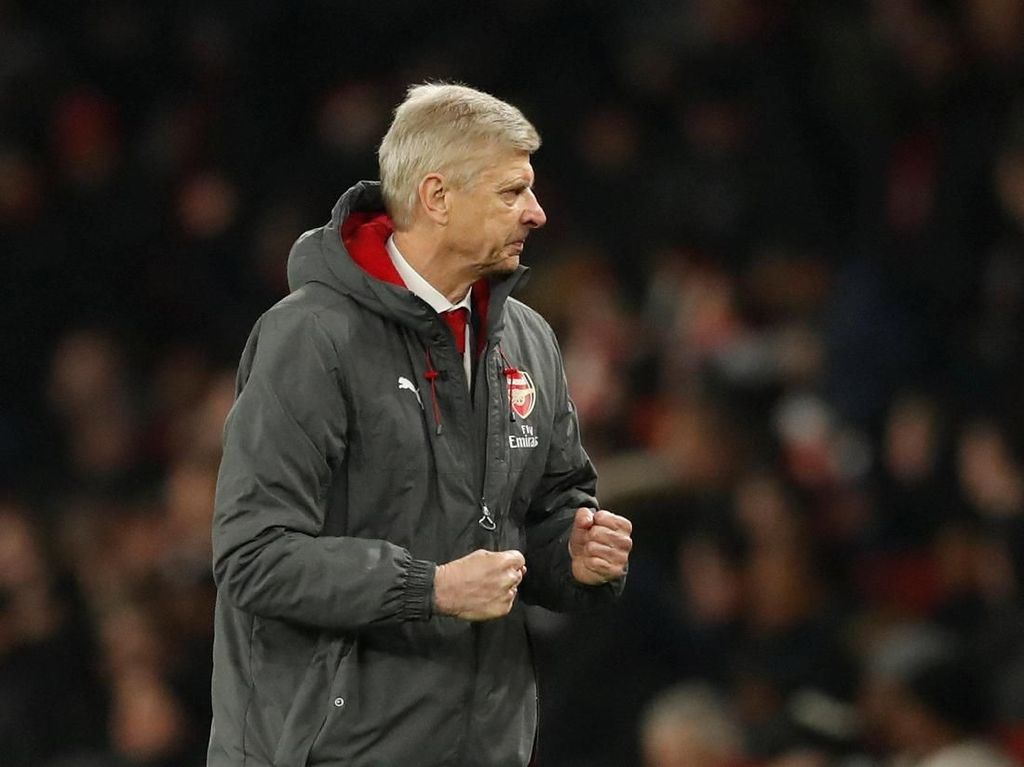 Wenger Lega Saga Transfer Sanchez Akhirnya Tuntas