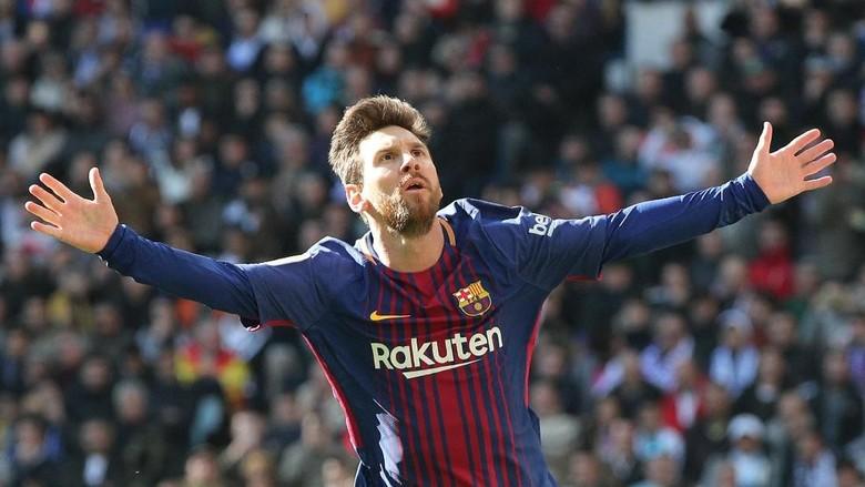 Soal Favorit Juara Liga Champions, Guardiola: Messi Main untuk Tim Mana?