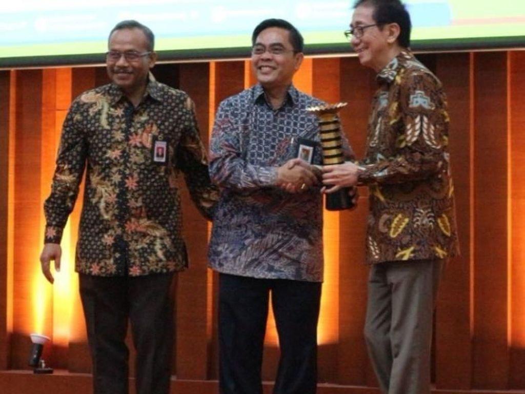 Sido Muncul Raih Penghargaan Industri Hijau dari Kemenperin