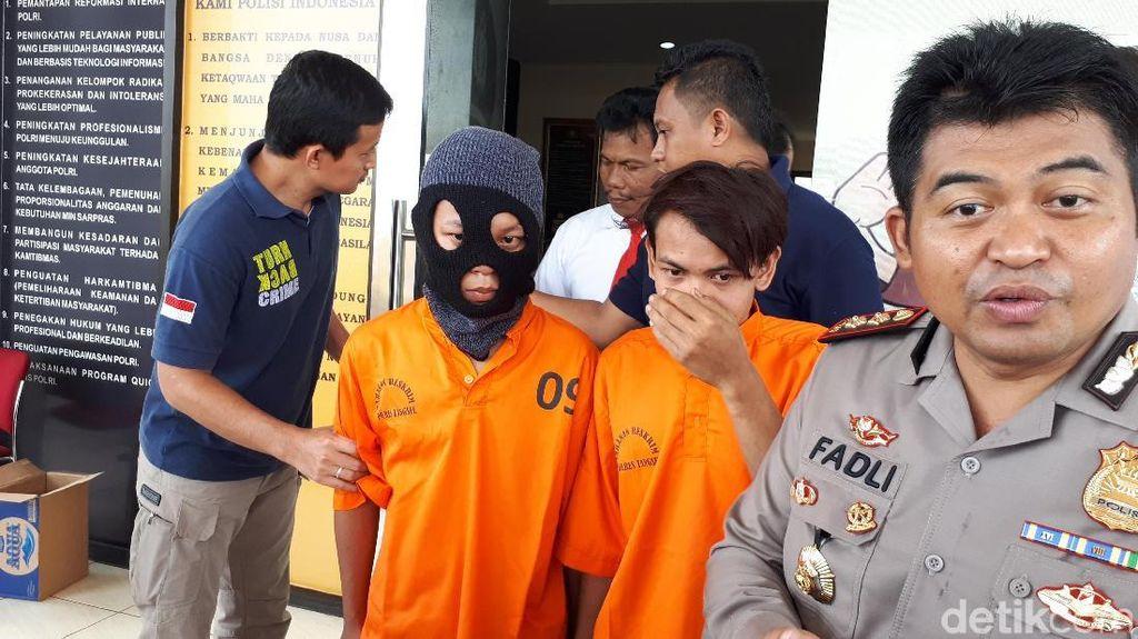 Foto: Ini Tampang Pelaku yang Culik dan Setubuhi Siswi di Ciputat