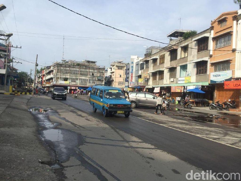 HUT Ke-429 Medan, Walkot Dzulmi: Kota Ini Dibangun Berkesinambungan