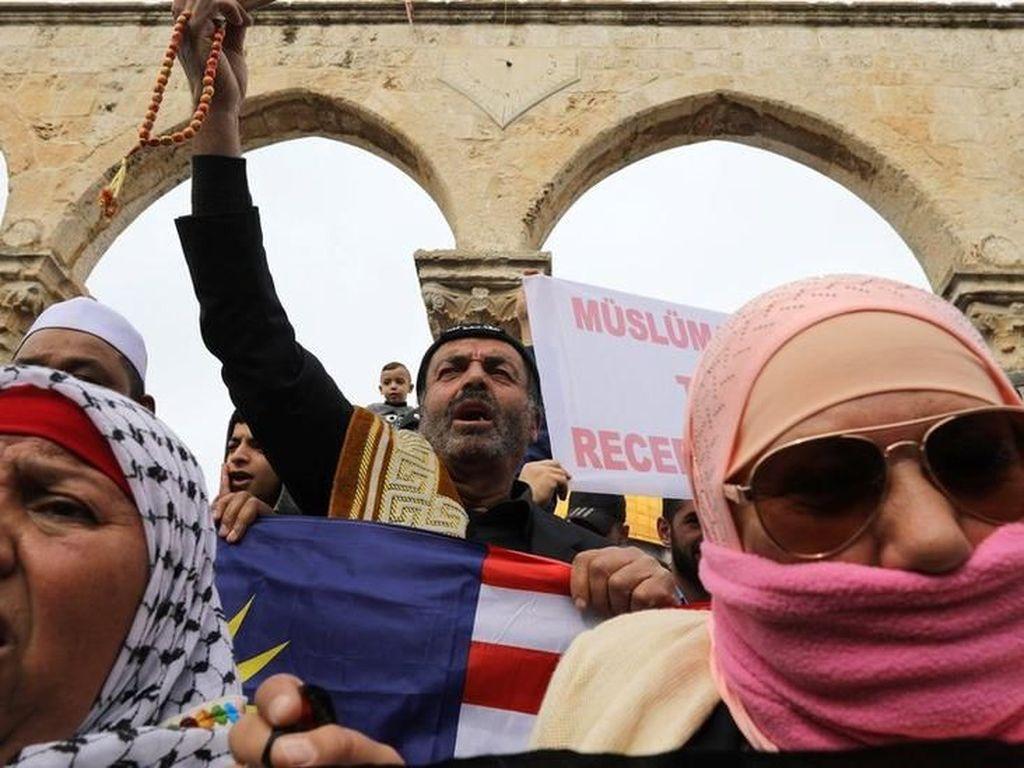 Berani! 20 Negara Arab Penerima Bantuan AS Dukung Resolusi PBB