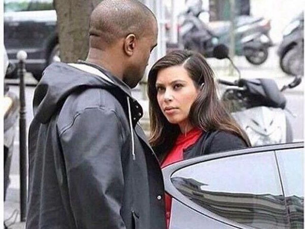Foto: 15 Meme Viral Keluarga Kardashian yang Pasti Pernah Kamu Rasakan