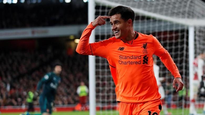 Cuaca Dingin Liverpool Jadi Salah Satu Alasan Coutinho Pindah