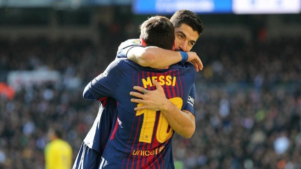 El Clasico: Barca Kalahkan Madrid 3-0 di Santiago Bernabeu