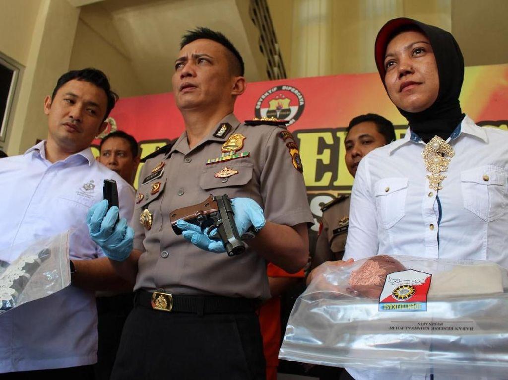 Polisi Tangkap Oknum PNS Aceh karena Kasus Asusila dan Senpi Ilegal
