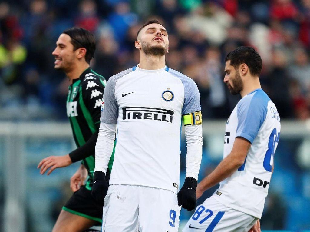 Inter Milan Kalah Lagi