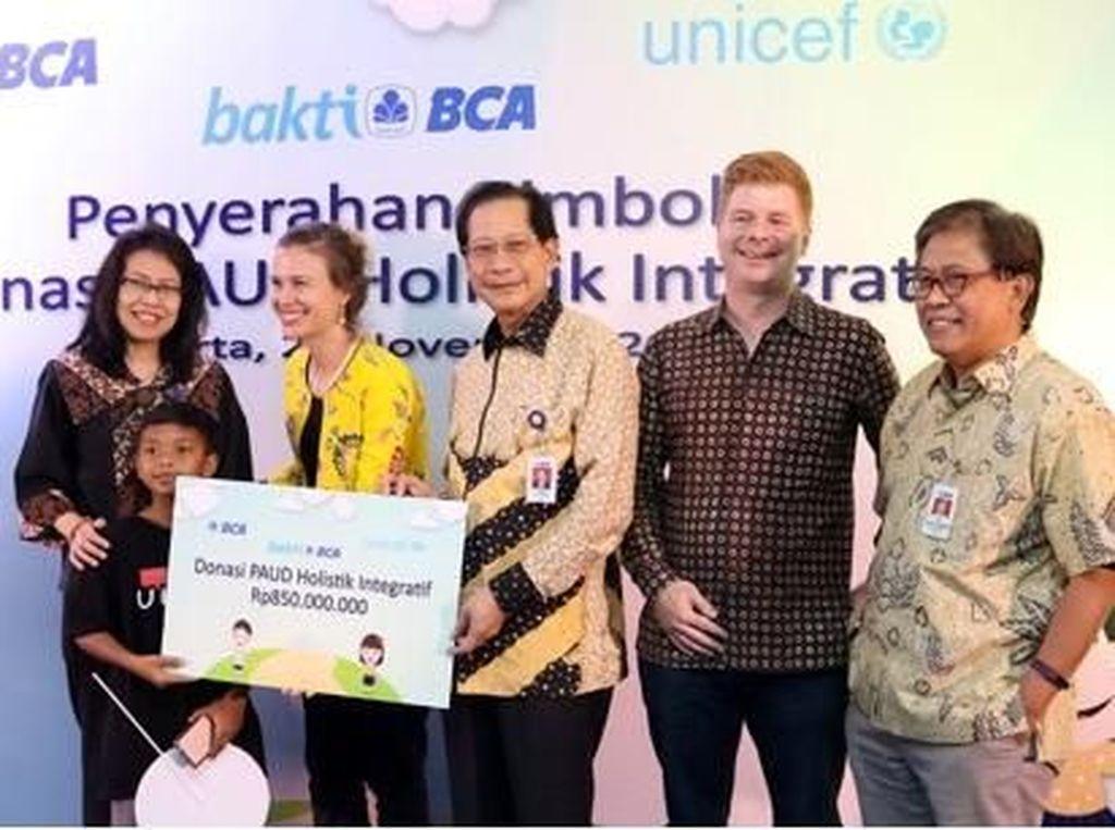 BCA Dukung Pemenuhan Hak-hak Anak