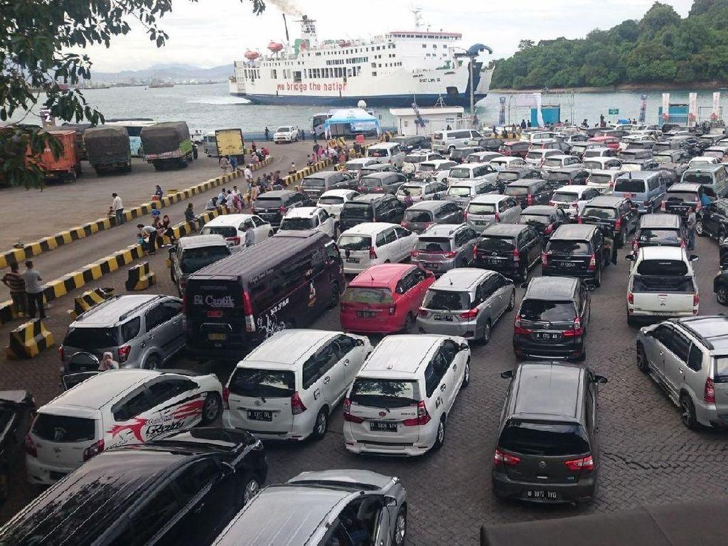 Ada Tol Trans Sumatera, Penumpang Pelabuhan Merak Diprediksi Naik 15%
