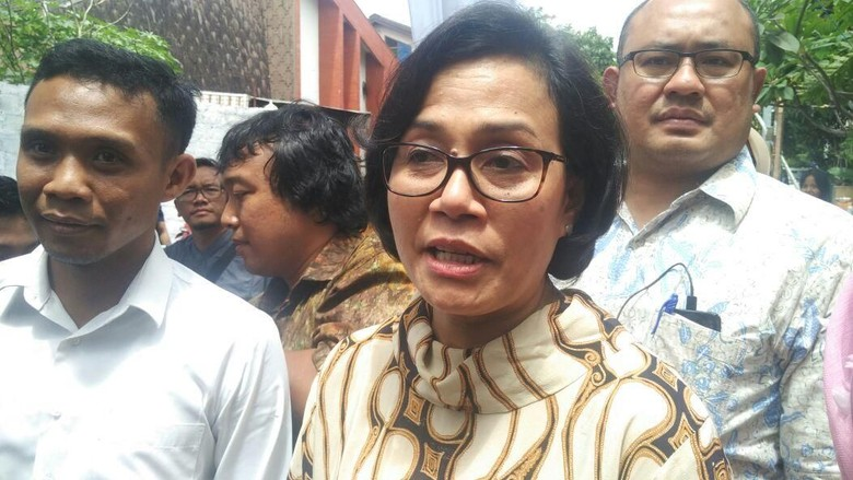 Sri Mulyani Tegur Anies soal Besarnya Biaya Perdinas PNS DKI