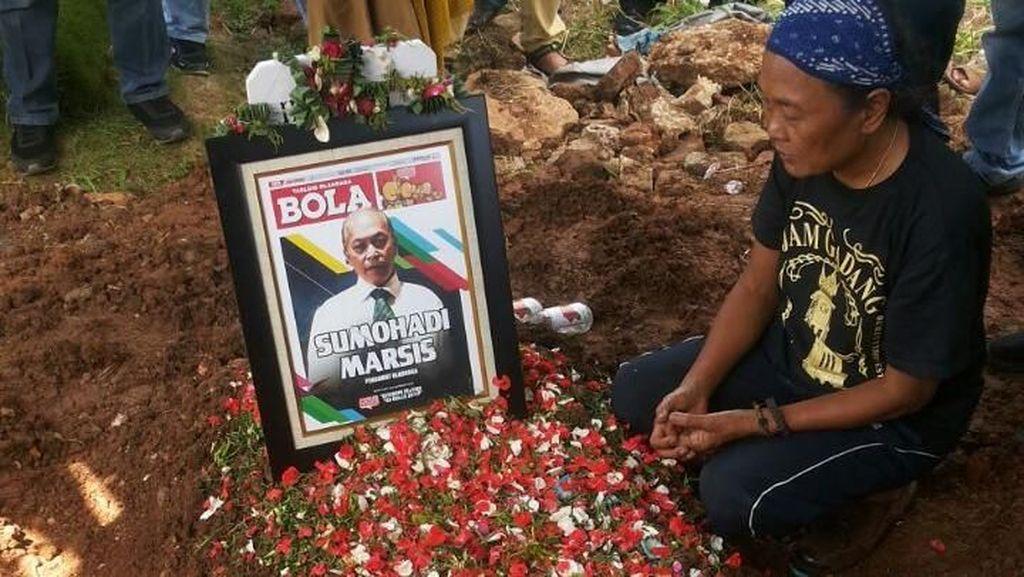 Sumohadi Marsis, Guru Wartawan Olahraga Indonesia itu Telah Tiada