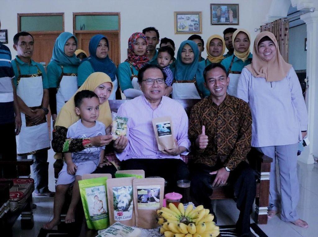 Rizal Ramli berkunjung ke Rumah UKM Karanganyar