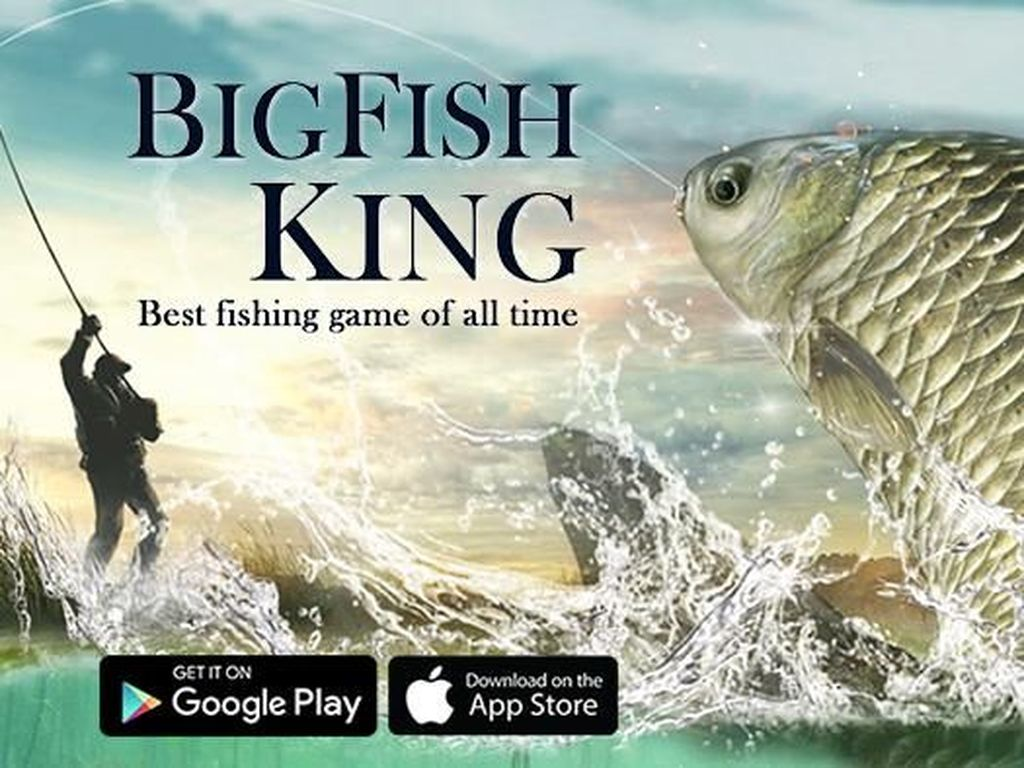 Rilis Big Fish King, Lytomobi Ajak Gamer Mancing di Ponsel