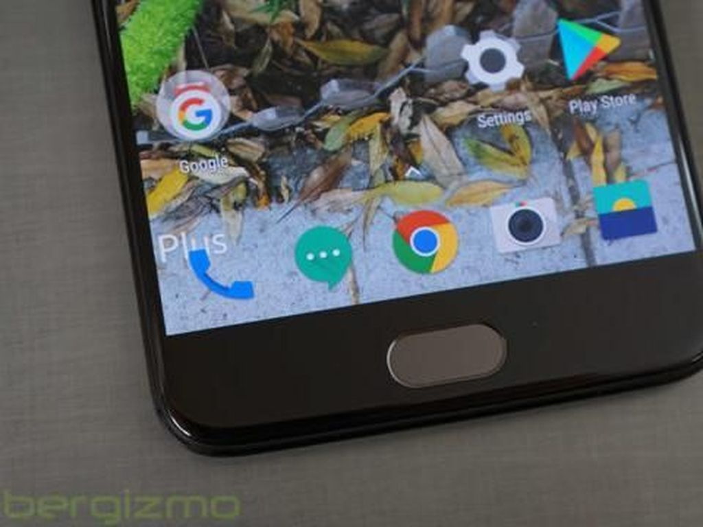 OnePlus 6 Pakai Sensor Sidik Jari di Layar?