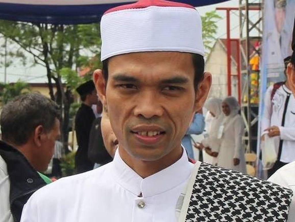 6 Fakta Ustaz Abdul Somad yang Beri 2 Pesan Dukungan kepada Prabowo