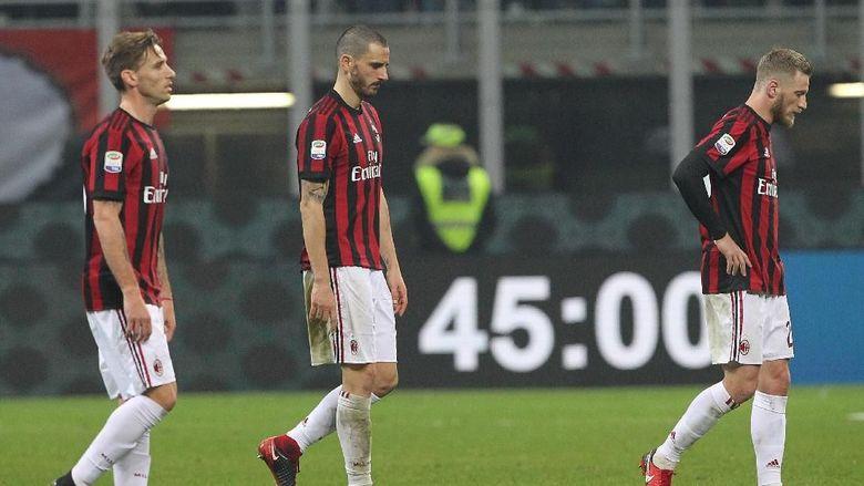 Direktur Milan: Performa Buruk Bukan Salah Pemain atau Pelatih