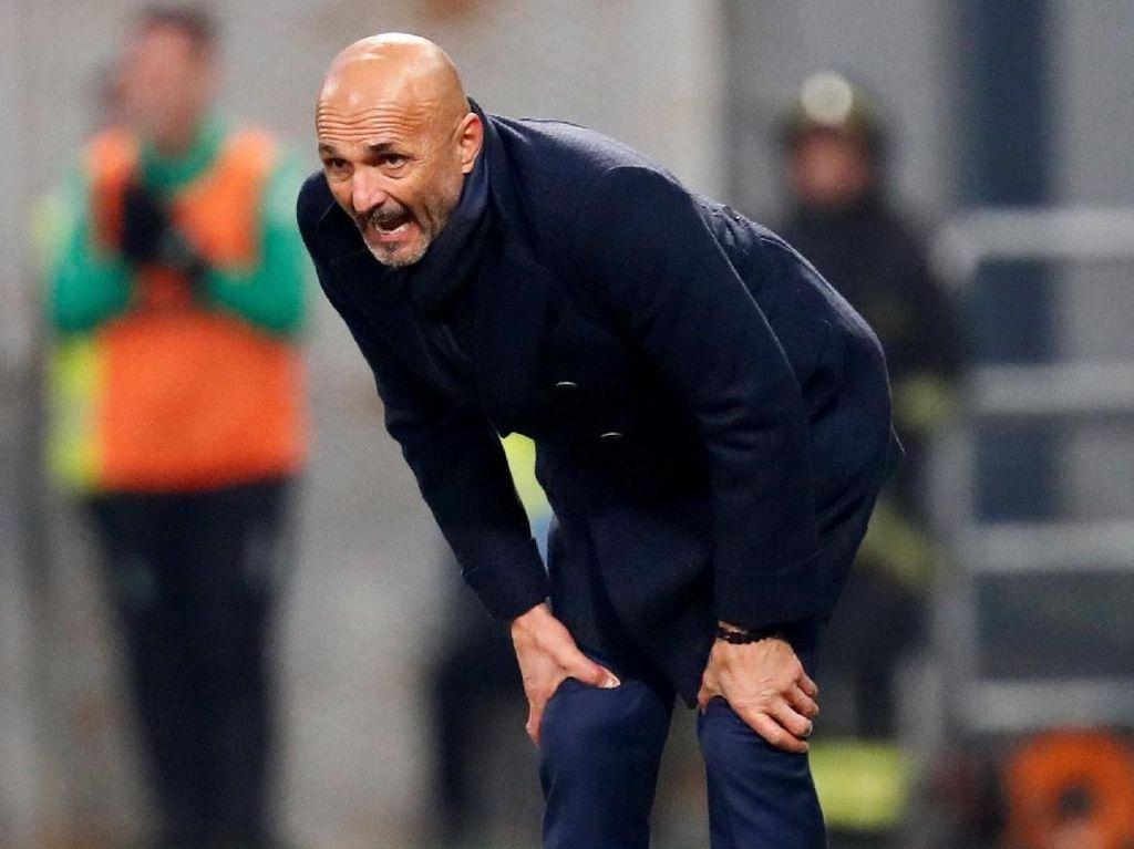 Inter Kalah Lagi, Ini Kata Spalletti