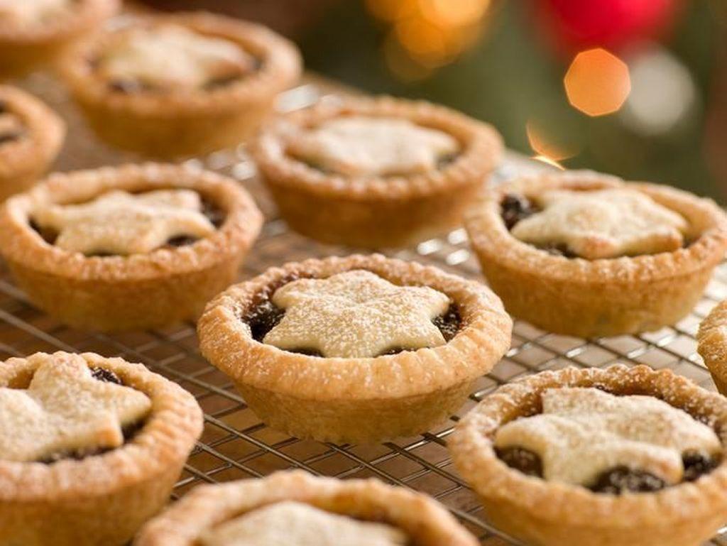 Mince Pie, Kue Klasik Khas Natal Asal Eropa yang Mudah Dibuat
