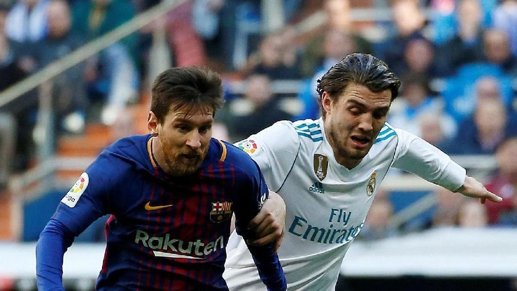 Kans Barcelona Paksa Madrid Lakukan Guard of Honor di Camp Nou