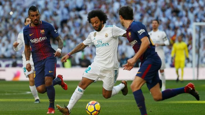 Jadwal El Clasico di Camp Nou sudah dirilis (Paul Hanna/ REUTERS)