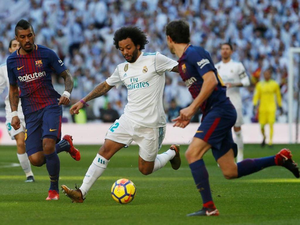 Camp Nou dan Bernabeu yang Berteknologi Tinggi Manjakan Penonton TV