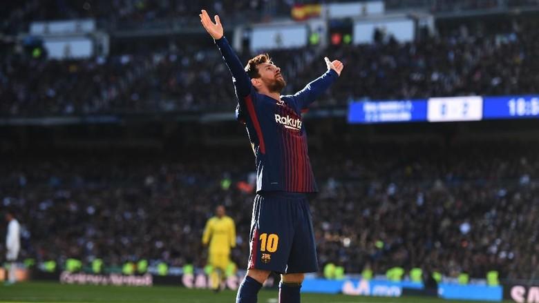 Apapun Bisa Dilakukan Messi