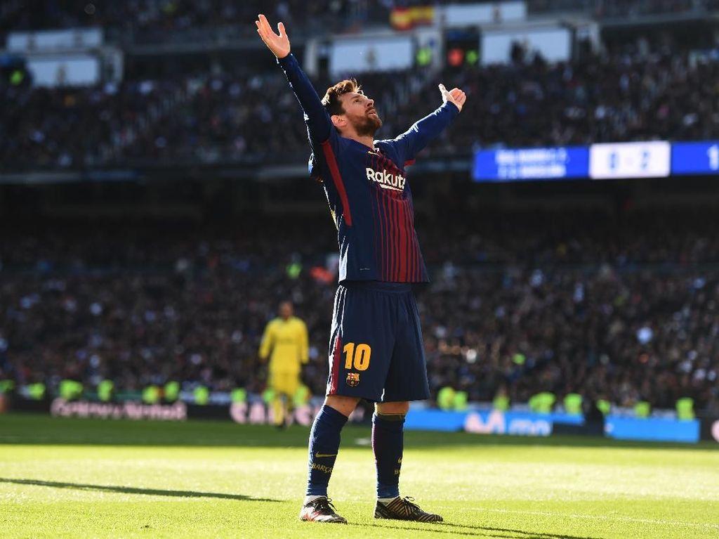 Apa Pun Bisa Dilakukan Messi