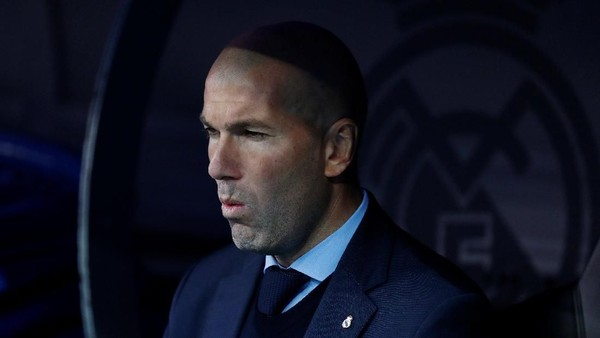 Zidane: Kekalahan di El Clasico Takkan Hantui Waktu Liburan Kami