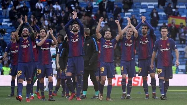 Unggul Telak atas Madrid di Klasemen, Barcelona: Akhir Musim Masih Jauh